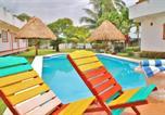Hôtel Chetumal - Hotel Lagoon - Pet Friendly-2