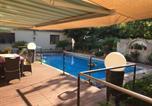 Location vacances Saint-Clément-de-Rivière - Loft, avec piscine privative, à 15 minutes à pied de la place de la Comédie-2