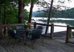 Location vacances Lake Lure - Wallace Lake House at Lake Lure-1