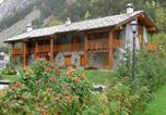 Location vacances Vallée d'Aoste - Exquisite Chalet in Antey-Saint-Andre with Heating-1