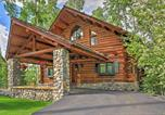 Location vacances Mountain Village - Ski-In and Ski-Out Telluride Log Home with Deck, Mtn View-1