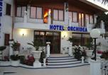 Hôtel Peschici - Hotel Orchidea-2