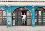 Hôtel Panajachel - Dreamboat Hostel-2