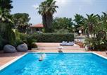 Location vacances Mascalucia - La casa di Masina - A surrounded garden Villa --3