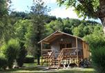 Camping avec Piscine couverte / chauffée Puy de Dôme - Camping Le Moulin de Serre-4