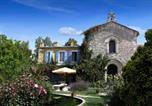 Hôtel 4 étoiles Castillon-du-Gard - Mas de la Chapelle-1