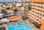 Hôtel Province de Santa Cruz de Ténérife - Apartamentos Caribe-1