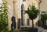 Hôtel Mouleydier - Château Les Merles et ses Villas-4