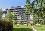 Hôtel Les Houches - Résidence Pierre & Vacances Le Chamois Blanc-2