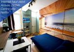 Location vacances Hergnies - Capsule Beach centre ville-1