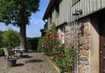Location vacances Gummersbach - Kleines Cottage mitten in der Natur mit eigener Terrasse und Sonnenbalkon-1