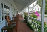 Hôtel Bangor - Yardarm Motel-2