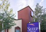 Hôtel Flagstaff - Sleep Inn Flagstaff-1