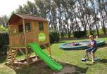 Camping en Bord de mer Belgique - Camping Kindervreugde-1