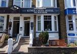 Hôtel Blackpool - The Kings Cross Hotel-1