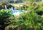 Location vacances Boisset - Property with 2 bedrooms in Saintetiennedemaurs with shared pool enclosed garden and Wifi 50 km from the slopes-2