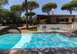 Location vacances Maçanet de la Selva - Caules Villa Sleeps 8 Pool Air Con Wifi-1