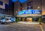 Hôtel Ferno - Best Western Cavalieri Della Corona-1