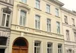 Location vacances Gent - Authentic 19th c. mansion with spacious garden-2