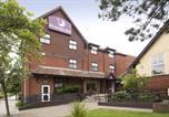 Hôtel Moulsoe - Premier Inn Milton Keynes Central-4