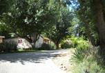 Camping avec Site nature Bauduen - Camping Les Fouguières-3