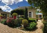 Hôtel Lurcy-Lévis - Chambre d'hôtes spa parking Nevers-1