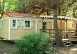 Camping avec Piscine couverte / chauffée Berrias-et-Casteljau - Camping Eden Grau Du Roi-4