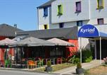 Hôtel Ille-et-Vilaine - Kyriad Rennes Sud - Chantepie