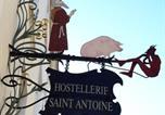 Hôtel 4 étoiles Rodez - Hostellerie Du Grand Saint Antoine-1