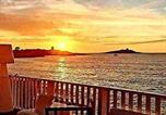 Location vacances Isola delle Femmine - Casa doti 2-3
