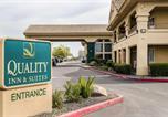 Hôtel Stockton - Quality Inn & Suites Lathrop-1