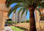 Location vacances Fuengirola - Luxury Studio, 250m From The Beach! Swimming Pool!-4