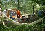 Camping avec WIFI Eymet - Domaine naturiste de Chaudeau-3