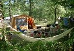 Camping  Naturiste Aquitaine - Domaine naturiste de Chaudeau-3
