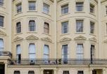 Location vacances Brighton - Stylish, Regency studio apartment by the sea-3