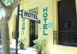 Hôtel Quartier historique de la ville de Colonia del Sacramento - Hotel Romi-1