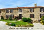 Hôtel Tallud-Sainte-Gemme - La Baudonnière-2