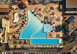 Camping avec Piscine Marseillan - Les Méditerranées - Camping Beach Garden-3