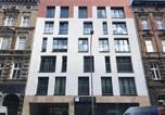 Hôtel Szczecin - Reinvest Apartments Bogusława X-3