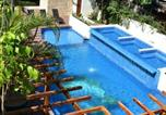 Hôtel Palenque - Hotel Maya Tulipanes Palenque-1