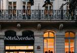 Hôtel Vourles - Best Western Hotel De Verdun-1