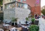 Hôtel Zadar - Bastion Heritage Hotel - Relais & Châteaux-2