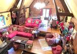 Location vacances Chaise-Dieu-du-Theil - House with 4 bedrooms in Dame Marie with furnished garden and Wifi-2