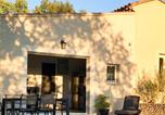 Location vacances Blauvac - House with 2 bedrooms in Venasque with wonderful mountain view shared pool furnished garden 90 km from the beach-4