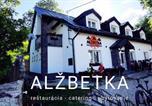 Location vacances Bystrička - Pizzeria Alžbetka-4