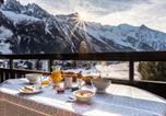 Hôtel 4 étoiles Chamonix-Mont-Blanc - Les Balcons du Savoy