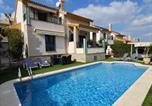 Location vacances Granja de Rocamora - Spacious Villa in Algorfa with Swimming Pool-1