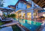Villages vacances Choeng Thale - Angsana Villas Resort Phuket-3