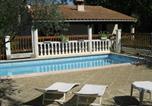 Location vacances Draguignan - Maison De Vacances - Draguignan-1
