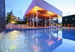 Hôtel Khlong Tan Nuea - Dazzle Bangkok by Ludoping-1